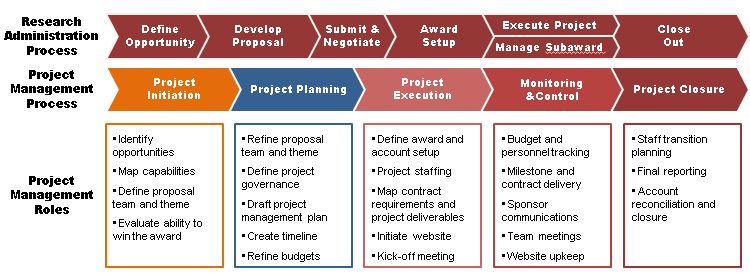 pmo process map